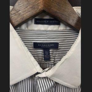 Burberry Shirts - 🎃 Burberry London Button Down French Cuff Shirt